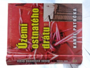 náhled knihy - Území ostnatého drátu