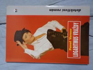 náhled knihy - Logaritmus vraždy: Detektivní román