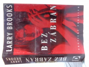 náhled knihy - Bez zábran: erotický thriller