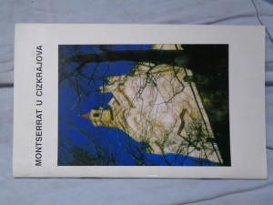 náhled knihy - Montserrat u Cizkrajova