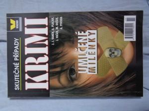 náhled knihy - Umlčené milenky: skutečné kriminální případy