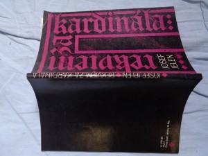 náhled knihy - Rekviem za kardinála