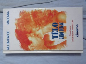 náhled knihy - Tělo jako důkaz