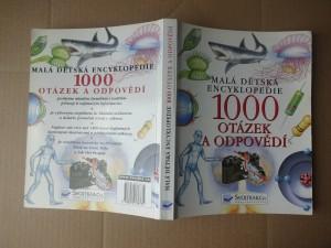 náhled knihy - 1000 otázek a odpovědí : malá dětská encyklopedie