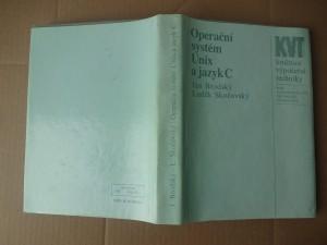 náhled knihy - Operační systém Unix a jazyk C