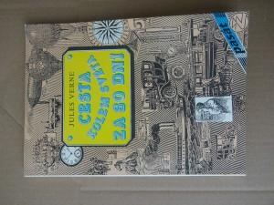 náhled knihy - Cesta kolem světa za 80 dní