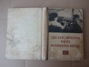 náhled knihy - Základní příručka řidičů motorových vozidel