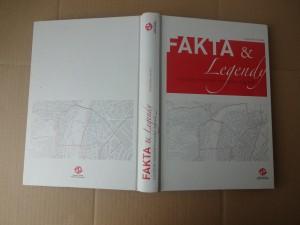 náhled knihy - Fakta & legendy o pražské městské hromadné dopravě