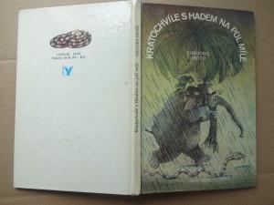 náhled knihy - Kratochvíle s Hadem na půl míle