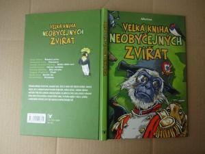 náhled knihy - Velká kniha neobyčejných zvířat
