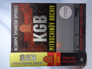 náhled knihy - Neznámé špionážní operace KGB : Mitrochinův archiv