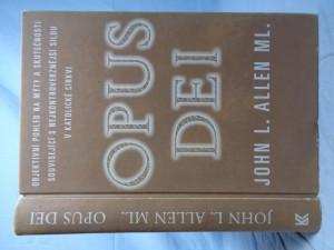 náhled knihy - Opus Dei