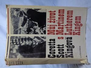 náhled knihy - Můj život s Martinem Lutherem Kingem
