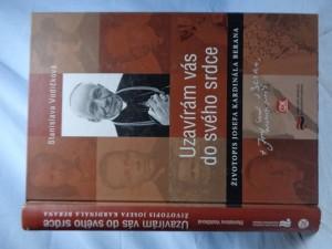 náhled knihy - Uzavírám vás do svého srdce: životopis Josefa kardinála Berana