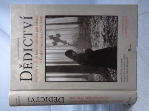 náhled knihy - Dědictví : kapitoly z dějin komunistické perzekuce v Československu 1948-1989