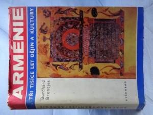 náhled knihy - Arménie: tři tisíce let dějin a kultury