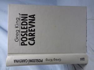 náhled knihy - Poslední carevna: život a doba poslední carevny Alexandry Fjodorovny