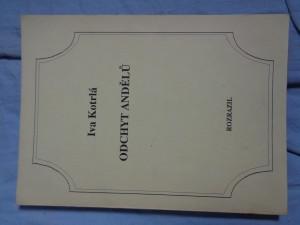 náhled knihy - Odchyt andělů