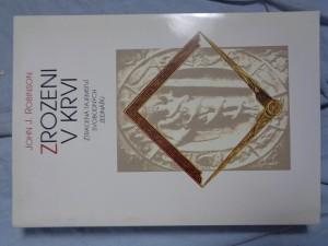náhled knihy - Zrozeni v krvi: ztracená tajemství svobodných zednářů