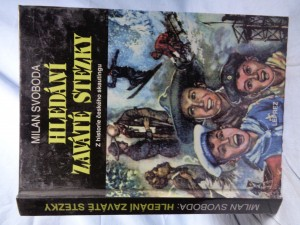 náhled knihy - Hledání zaváté stezky: příspěvek k dějinám českého skautingu