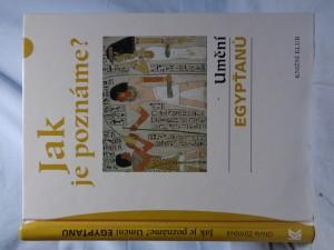 náhled knihy - Jak je poznáme? Umění Egypťanů