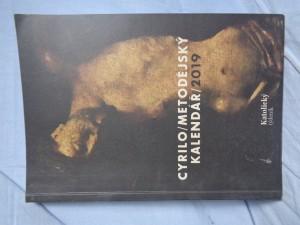 náhled knihy - Cyrilo Metodějský kalendář 2019