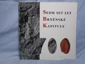 náhled knihy - Sedm set let Brněnské Kapituly