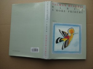 náhled knihy - Hárún a moře příběhů
