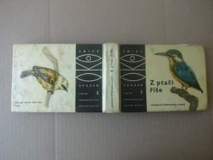 náhled knihy - Z ptačí říše : Malý atlas ptactva