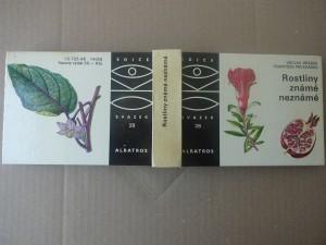 náhled knihy - Rostliny známé neznámé : na návštěvě v rodině užitkových a jiných zajímavých rostlin : pro čtenáře od 12 let