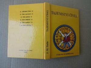 náhled knihy - Tajemství čísel, aneb, úvod do numerologie