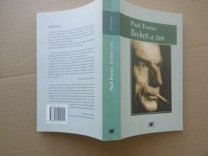 náhled knihy - Beckett a zen : dilema v románech Samuela Becketta