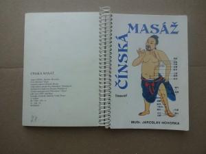 náhled knihy - Čínská masáž