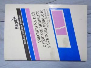 náhled knihy - Přechod na daň z přidané hodnoty (s účetními příklady)