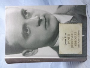 náhled knihy - Paměti jihočeského odbojáře