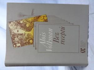 náhled knihy - Bez receptů: sbírka básní