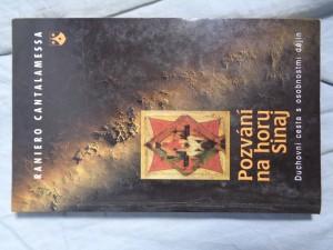 náhled knihy - Pozvání na horu Sinaj: duchovní cesta s osobnostmi dějin
