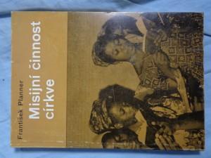 náhled knihy - Misijní činnost církve