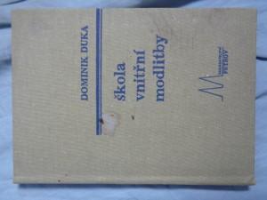 náhled knihy - Škola vnitřní modlitby