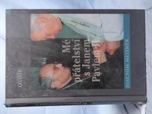 náhled knihy - Mé přátelství s Janem Pavlem II.