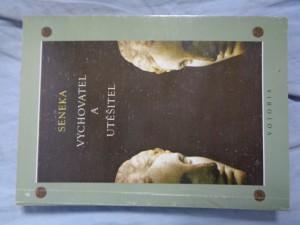 náhled knihy - Seneka vychovatel a utěšitel
