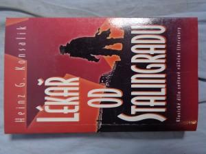 náhled knihy - Lékař od Stalingradu