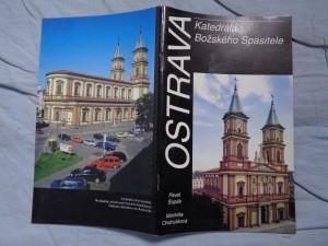 náhled knihy - Ostrava: katedrála Božského Spasitele