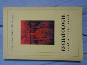 náhled knihy - Eschatologie - smrt a věčný život