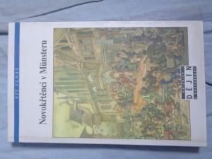 náhled knihy - Novokřtěnci v Münsteru