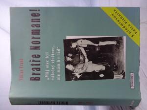 náhled knihy - Bratře Normane!: