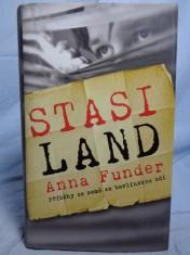 náhled knihy - Stasiland : příběhy ze země za berlínskou zdí