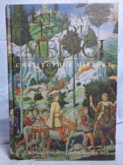 náhled knihy - Vzestup a pád rodu Medici