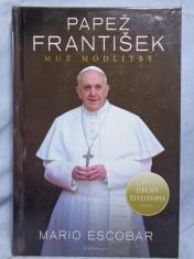 náhled knihy - Papež František : muž modlitby