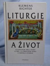 náhled knihy - Liturgie a život